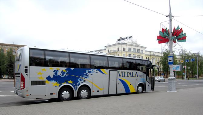 helsinki tuuri bussi